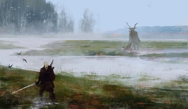 Raegur and Beast